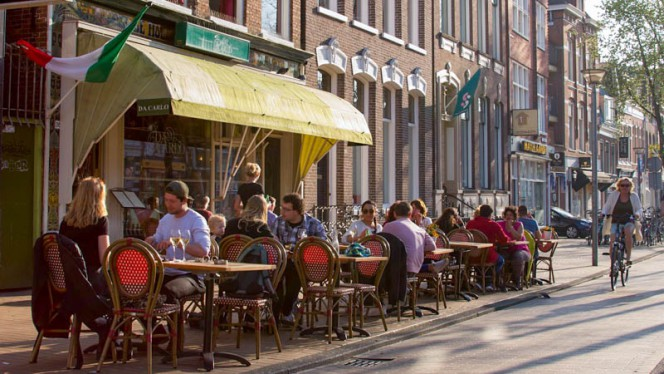Terras - Da Carlo, Groningen