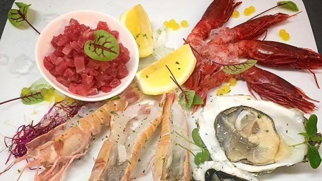 Crudi Di Mare - Il Gourmet Restaurant Villa Appia, Marino