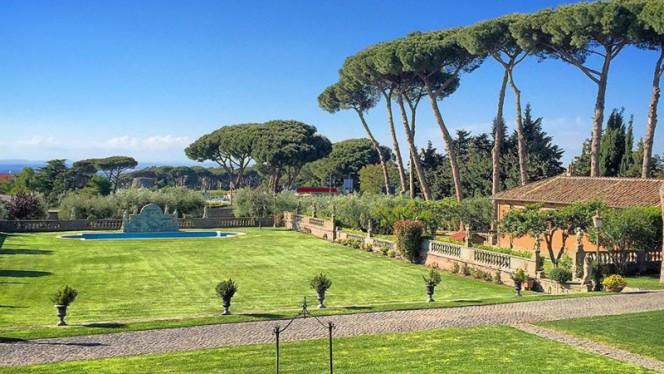 Il Giardino - Il Gourmet Restaurant Villa Appia, Marino
