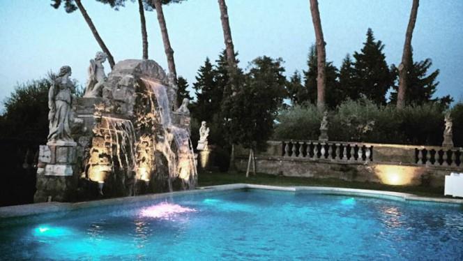 La Piscina - Il Gourmet Restaurant Villa Appia, Marino