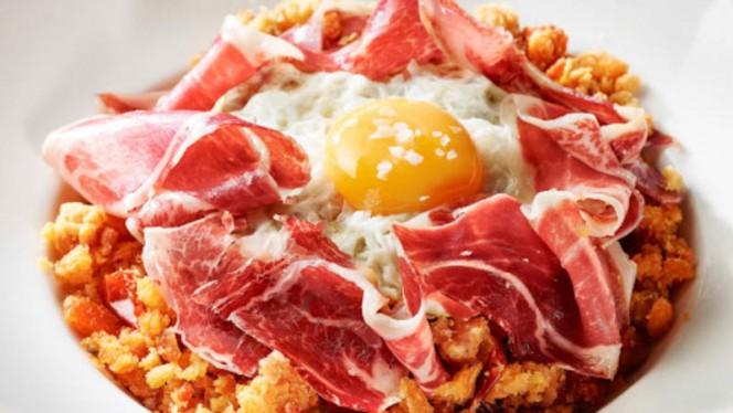 Sugerencia del chef - Taberna Volapie, Barcelona