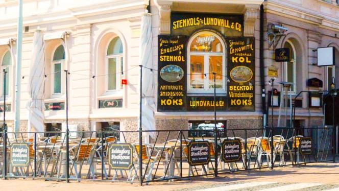 Ingång - Kings Corner, Helsingborg
