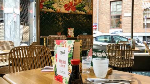 Maui Poke Food and Drinks, Milan