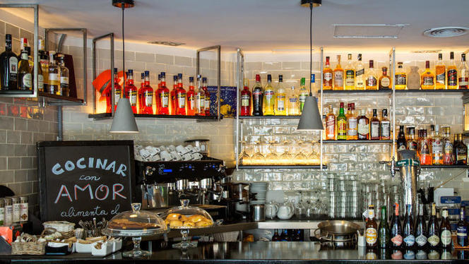 Bar - La Casa dei Pazzi, Madrid