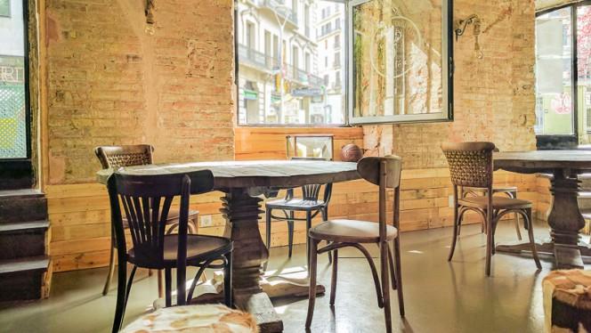 Vintage Barcelona Café 3 - Vintage Barcelona Café, Barcelona