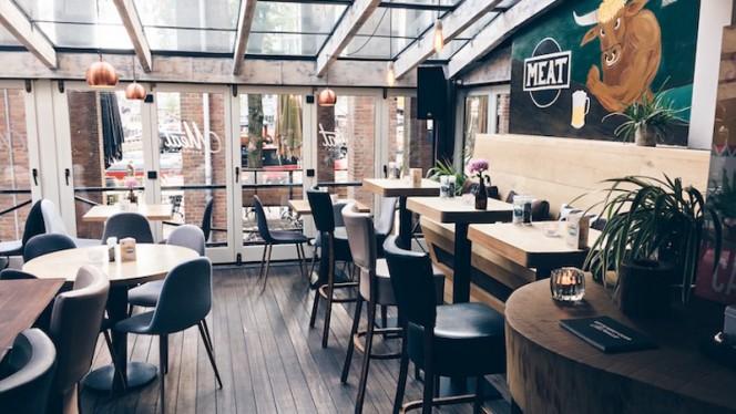Binnenkijken - Meat Rotterdam, Rotterdam