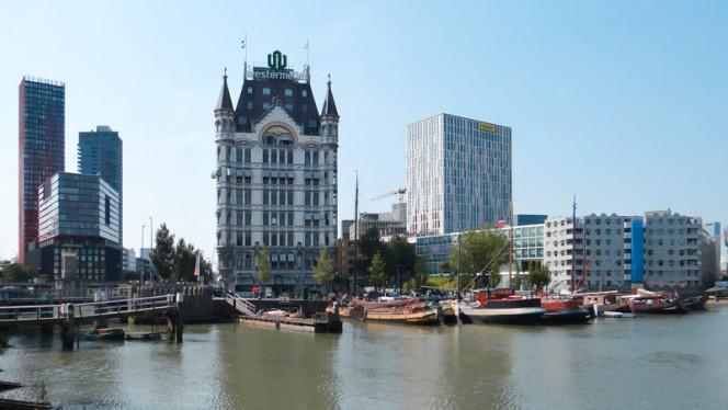 Ingang - Meat Rotterdam, Rotterdam