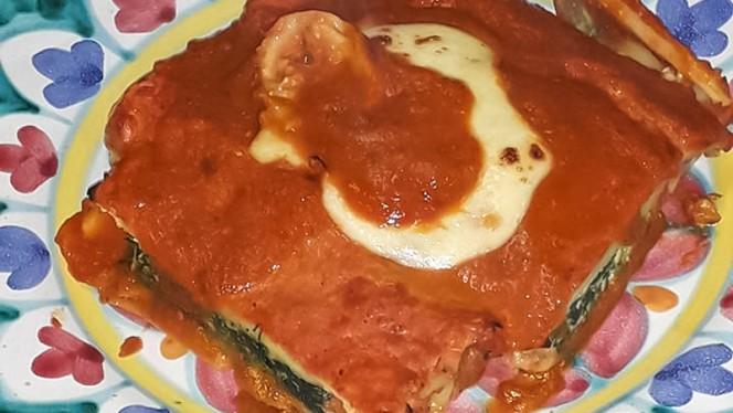 Cannelloni ricotta et epinards - PaPi  Pasta & Pizza (Four à bois), Lille