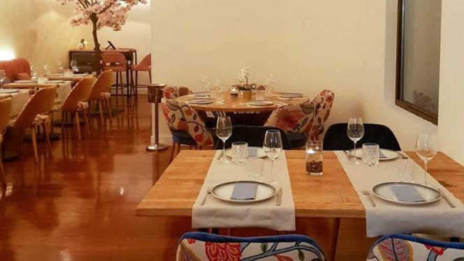 Restaurante Aire de Serrano en Madrid, Barrio Salamanca, Castellana ...