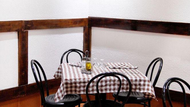 interior - Retoñar, Madrid