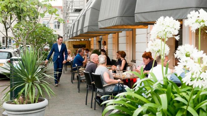 Terrace - Zeezout, Rotterdam