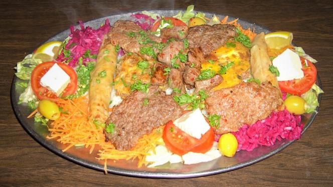 suggestie van de chef - Safak, Deventer