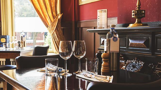Restaurant - Hotel Restaurant Fidder, Zwolle
