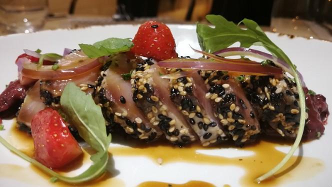 Tataki de atún - Mondo, Barcelona
