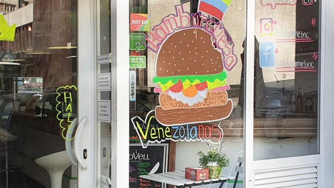 Entrada - Food Game, Barcelona