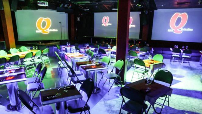 Disco Q Pedralbes 1 - Disco Q Pedralbes, Barcelona