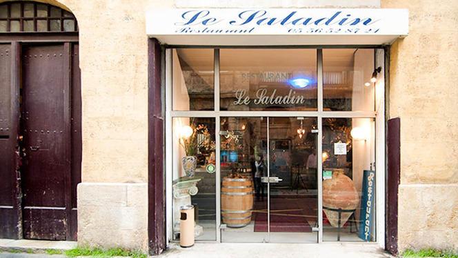 Façade - Le Saladin, Bordeaux