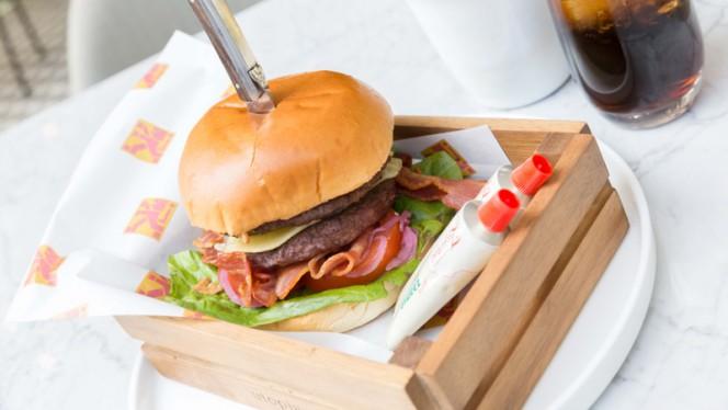Suggestie van de chef - Brasserie De Roode Leeuw, Amsterdam