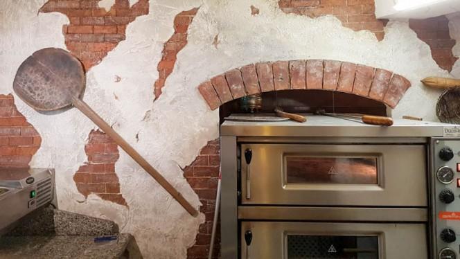 Restaurant - Pinocchio Pizzarestaurant, Den Haag