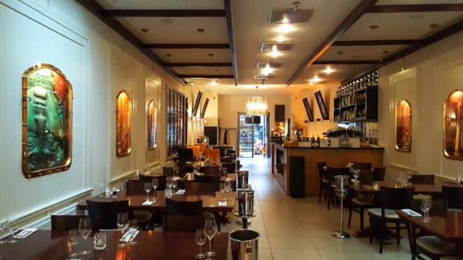 Restaurant - Rokkaa, Rotterdam