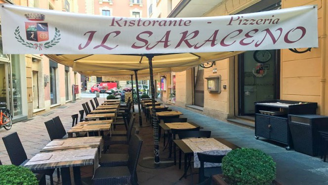 Terrazza - Il Saraceno, Bologna