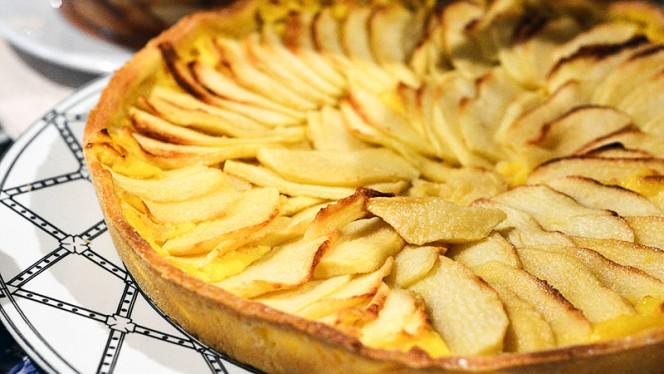La torta di mele - Ristorante Giovanni, Turin