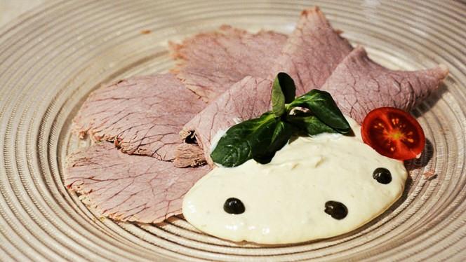 suggerimento del chef - Ristorante Giovanni, Turin