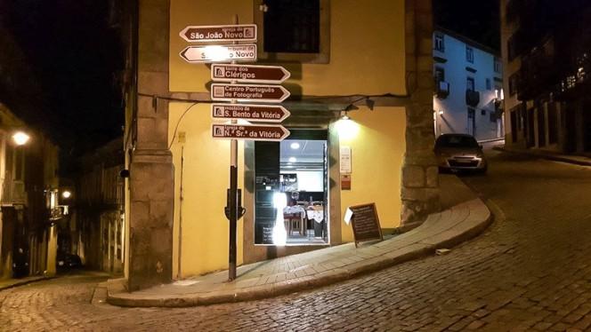 Entrada - Tasquinha do Bé, Porto