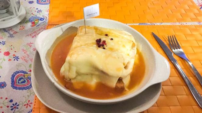 Sugestão prato - Tasquinha do Bé, Porto