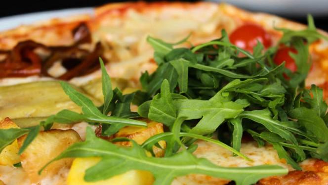 Pizza - Miluna da Carlo Moia, Valencia