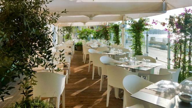 La terrazza - Taverna Paradiso, Trapani