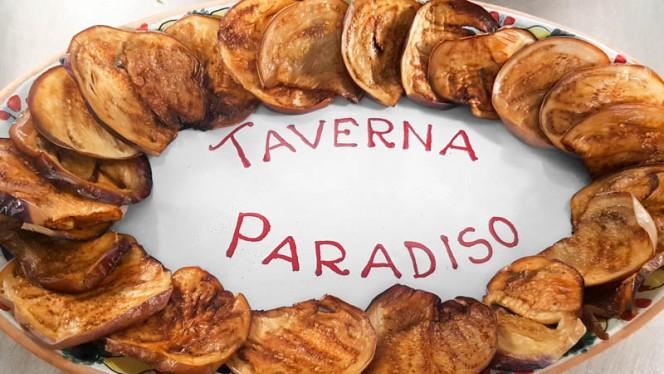 Melanzane - Taverna Paradiso, Trapani