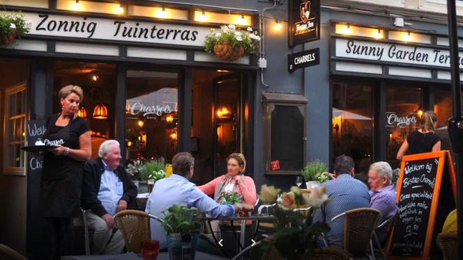 Restaurant - Charrels aan de Haven, Kaag