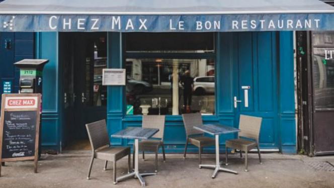 Entrée - Chez Max, Lille