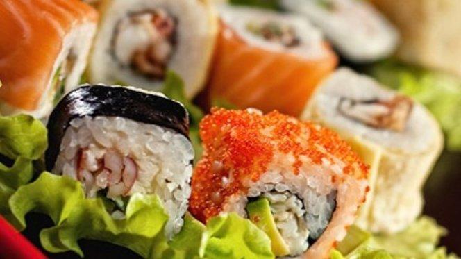 sushi - Nikko, Milan