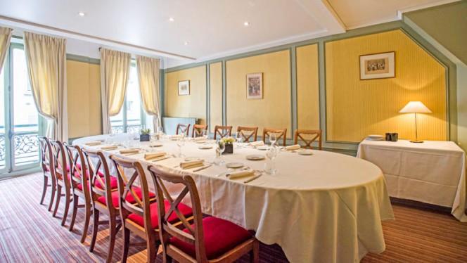 Salon Diane pouvant accueillir 20 convives - Le Poulpry, Paris