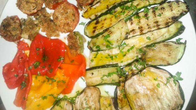 Verdure grigliate e al forno - Ristorante Fichetto, Foligno