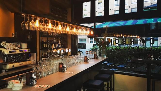 Restaurant - CARBON XPRESS, Amsterdam