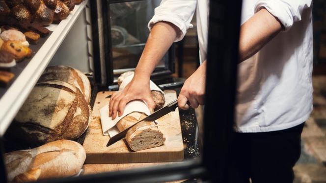 Ambachtelijk brood - Restaurant Sophia - Sophia, Den Haag