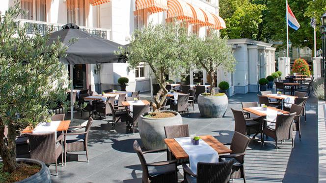 Terras - Restaurant Sophia - Sophia, Den Haag