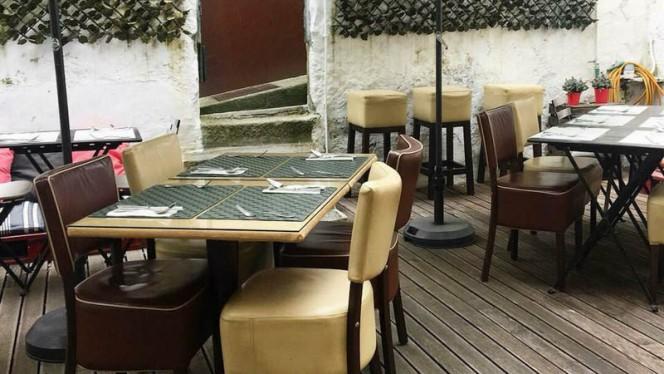 Vista da sala - Teatro Restaurante Bar, Porto