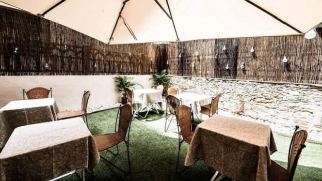 Terrasse - BB Biz gastronomie Africaine, Lyon