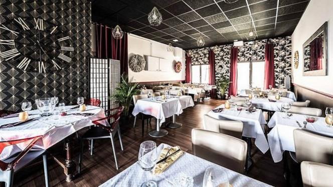 Vue de la salle - BB Biz gastronomie Africaine, Lyon