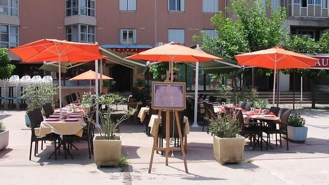 terrasse - Les Jardins d'Ahlam, Marsiglia