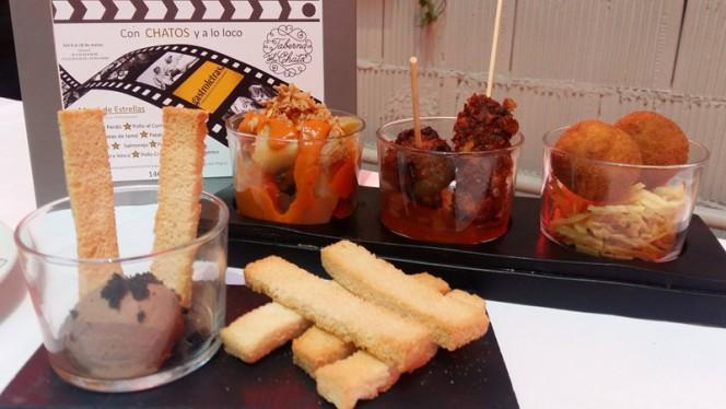 Sugerencia del chef - Taberna del Chato, Madrid