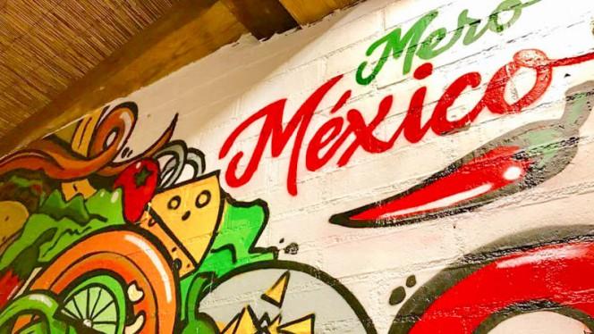 Detalle - Mero México, Madrid
