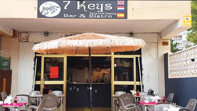 Terraza - 7 Keys  Bar & Bistro, Benidorm