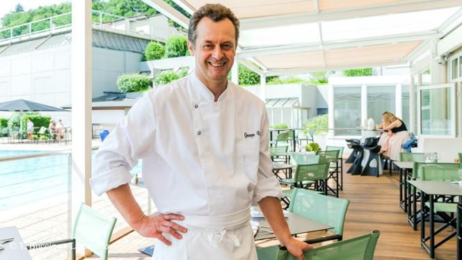 Chef Georges Desriaux - Brasserie Lyon Plage - Hôtel Lyon Métropole, Lyon