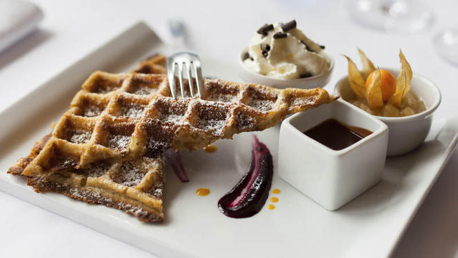 Suggestion du chef - Brasserie Lyon Plage - Hôtel Lyon Métropole, Lyon
