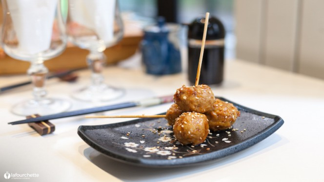 suggestion du chef - Fubuki, Lyon